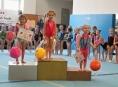 Šumperské gymnastky získaly dalších pět medailí