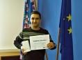 Vladimír Benda zachránil dva lidské životy