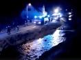 AKTUALIZOVÁNO!Pět jednotek hasičů bojovalo s požárem na Jesenicku