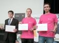 Osmnáctiletý Pavel Turek vyhrál Matematickou olympiádu