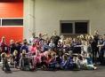 Noc s Andersenem prožily letos děti u hasičů v Šumperku