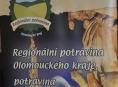Vyhlášení soutěže REGIONÁLNÍ POTRAVINA Olomouckého kraje 2012