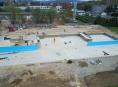 Zábřežský bazén má zahájit provoz na letní prázdniny