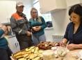 Snídaně operátorů v Zábřehu pomohla Dobrotám z venkova