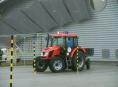 Mladí traktoristé budou soutěžit v jízdě zručnosti