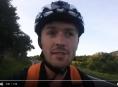 Nadšený cyklista Tomáš Vejmola bude mít zastávku v Šumperku