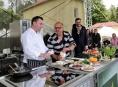 Stovka vystavovatelů, šéf Pohlreich, michelinský kuchař Kašpárek i foodblogerka Kamu