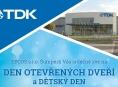 Šumperský EPCOS zve na Den otevřených dveří a Dětský den