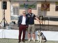 Šumperského hafana 2017 vyhrál aljašský malamut Sunny