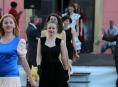 Šumperská Muzejní noc oslovila velkou módní přehlídkou