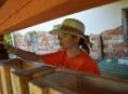 Na ranči šumperské Pomněnky pomáhali dobrovolníci
