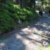 Cesta u Švýcárny v Jeseníkách je uzavřena   zdroj foto: E. Jouklová