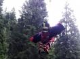 Horská služba zachraňovala turistu v údolí Bílé Opavy
