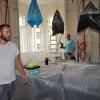 Šumperk - rekonstrukce historické budovy radnice  - pracovna starosty      foto: šumpersko.net