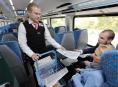 Cestující se mohou těšit na mini bary i nabídku denního tisku ve vlacích