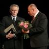 historik Drahomír Polách v letošním roce převzal cenu Za přínos městu    foto: šumpersko.net - M. Jeřábek