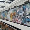 Olomouc - společná malba s názvem Another Wall   zdroj foto: GŠ