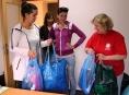 Operátorky zábřežského call centra provětraly šatníky