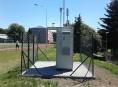 Šumperk má novou monitorovací stanici ovzduší