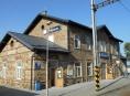 Opravené nádraží ve Štěpánově může sloužit volnočasovým aktivitám