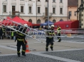 Družstvo hasičů Olomouckého kraje získalo stříbro na mistrovství ČR v TFA