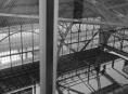 Po sto letech má pražské hlavní nádraží nově opravené zastřešení nástupišť