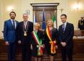 Šumperk uzavřel partnerství s italským městem Sulmona