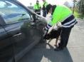 Policie a celníci kontrolovali na hranici do Polska