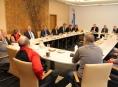 Investice na Zábřežsku byly jedním z bodů programu výjezdního jednání krajské rady