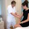 Léčebná metoda bývá doménou lázeňských domů, nově ji však nabízí i Nemocnice Šumperk  zdroj foto: NŠ