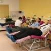akce - Daruj krev - zachráníš život                    zdroj foto: PČR
