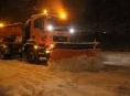 Až silnice I. tříd zasype sníh, nám už nevolejte, upozorňují krajští silničáři