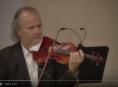 Slavný houslista Václav Hudeček koncertem podpoří kostel v Jedlí