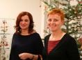 V šumperském muzeu najdete inspiraci na vánoční výzdobu