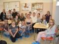 Budoucí zdravotníci darovali krev na Transfúzní službě Šumperk