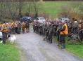 Na hon mysliveckého spolku v Mladonově zavítali policisté