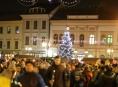 Vánoční strom se v Šumperku rozsvítí 1. prosince