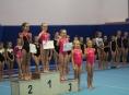 Gymnastický klub Šumperk bojoval o postup na MČR