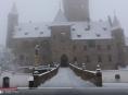 VIDEO: Na hradě Bouzov hořelo