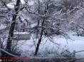 VIDEO: Čtyři jednotky hasičů zasahovaly u požáru v obci Malá Morava