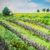 Levandulové pole / akryl – 300,-    zdroj: PONTIS