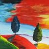 Podzimní fantazie / akryl – 250,-       zdroj: PONTIS