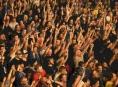 FOTO: Horkýže Slíže oslavili čtvrtstoletí také v Šumperku