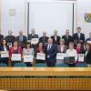 Zlatý erb 2017 - finalisté Olomouckého kraje     zdroj foto: Olk