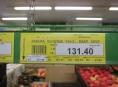 AKTUALIZOVÁNO! Rozbor potvrdil zakázaný pesticid v jablkách z Polska