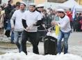 Závod lidských spřežení v Zábřehu