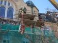 Historickou budovu radnice v Šumperku ozdobí opravené sochy