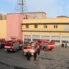 Slavnostní předání čtyř hasičských cisteren    zdroj foto: HZS Olk.