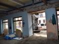 Nečekané stavební komplikace prodlouží rekonstrukci kina Oko