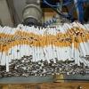 Celní správa odhalila dvě nelegální manufaktury na zpracování tabáku a pěstírnu marihuany   zdroj foto: GŘC